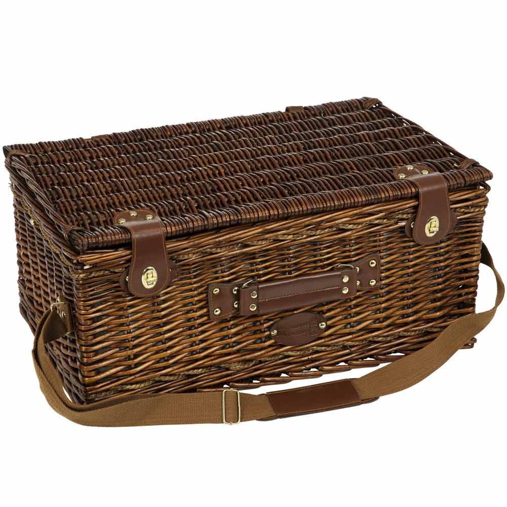 picknick korb palais royal f r 4 personen. Black Bedroom Furniture Sets. Home Design Ideas