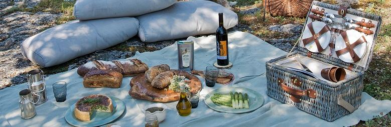 picknickk rbe von les jardins de la comtesse online kaufen. Black Bedroom Furniture Sets. Home Design Ideas