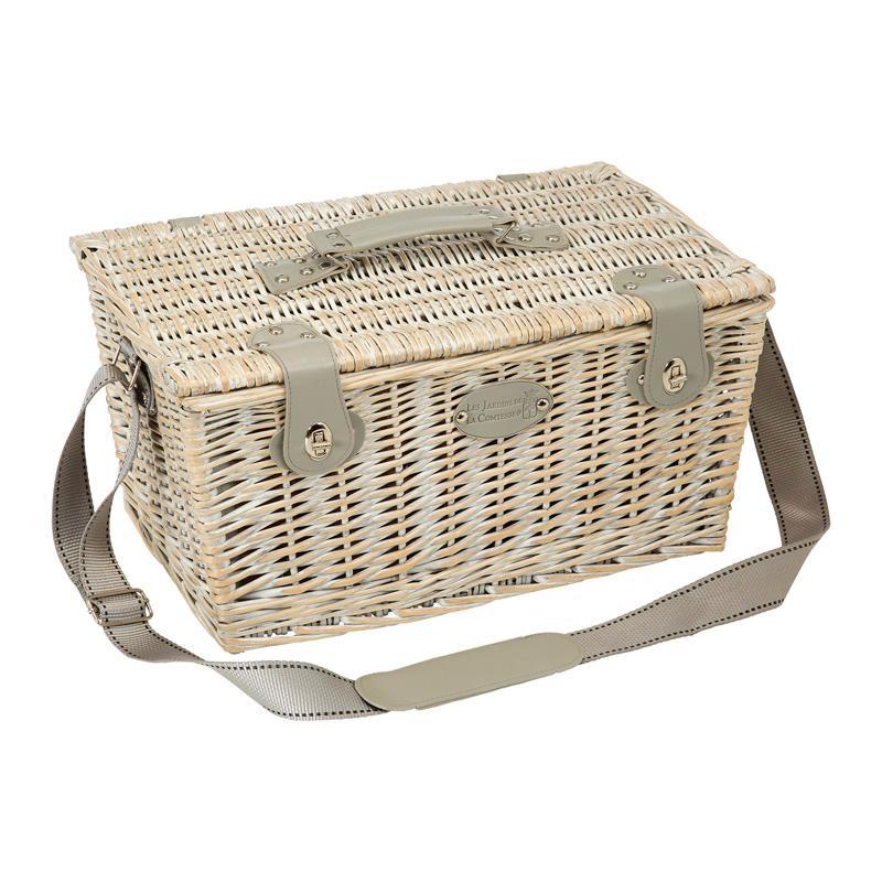 picknickkorb 4 personen frischluft collection on ebay. Black Bedroom Furniture Sets. Home Design Ideas